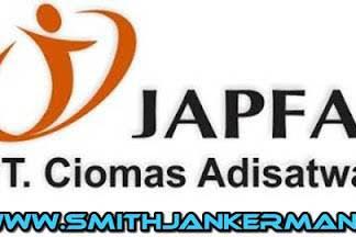 Lowongan PT. Ciomas Adisatwa (Japfa Group) Pekanbaru, Ujung Batu, Dumai, Air Molek April 2018
