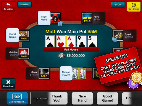 Free video poker game download.