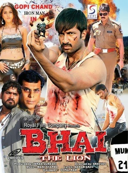 Bhai The Lion Hindi Dubbed 720p WebRip 1.5 GB