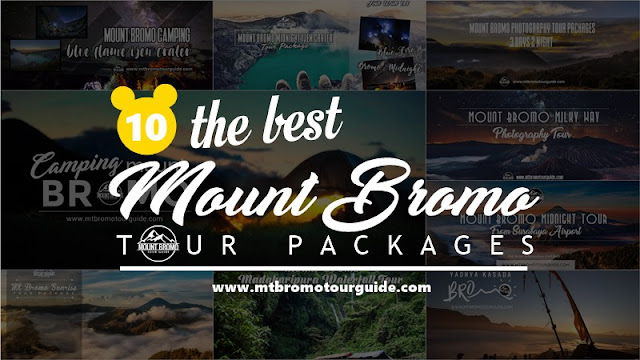 Best Mount Bromo Tour Packages by customers