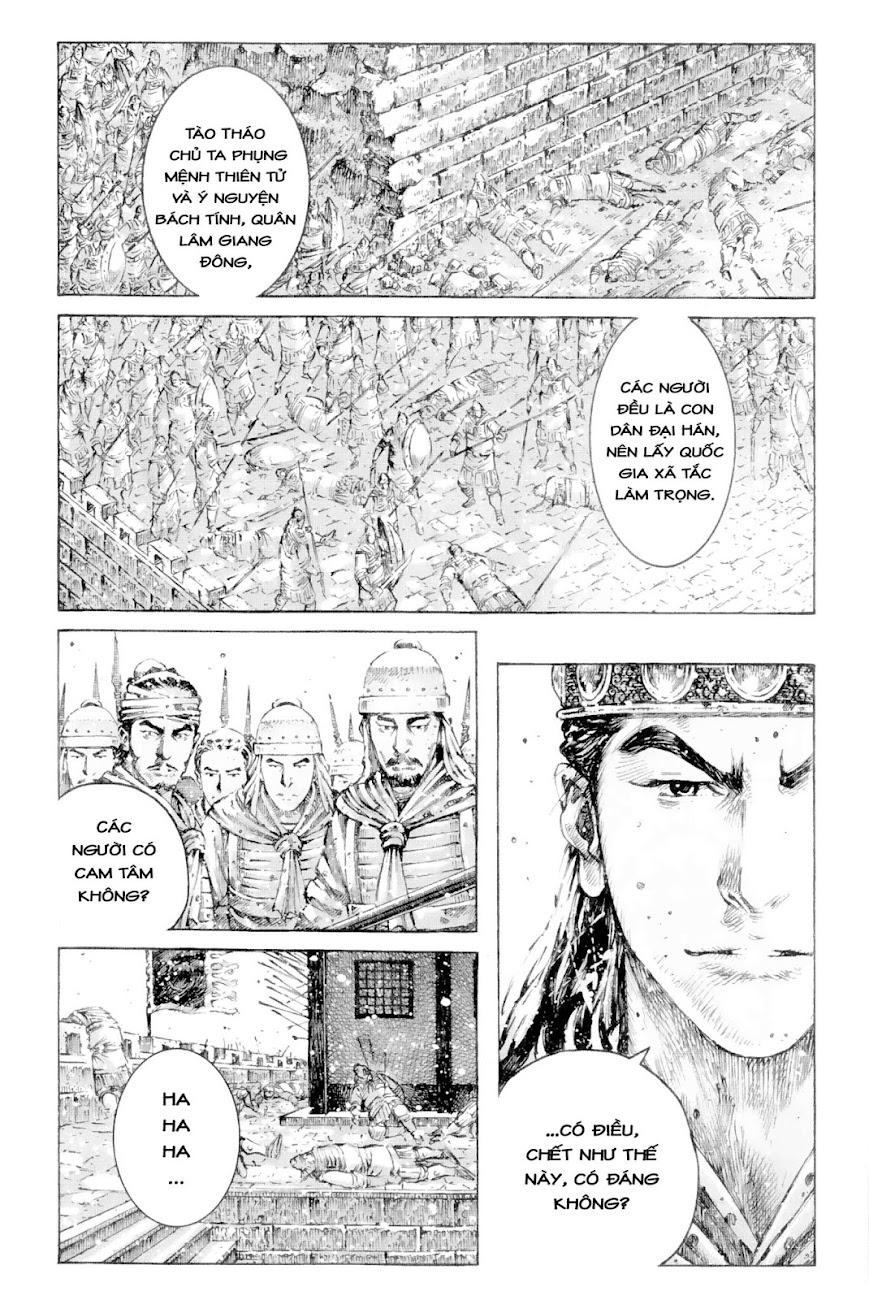 Hỏa phụng liêu nguyên Chương 418: Nhân trí nhân chí [Remake] trang 11