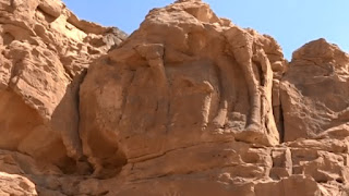 Camels sculpture discovered 2000 years old in Saudi Arabia