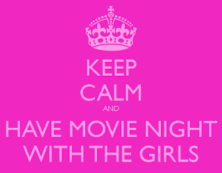 Girls Movie Night