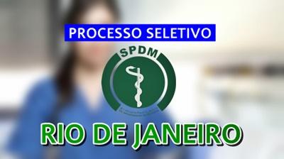 Concurso SPDM-RJ 2017