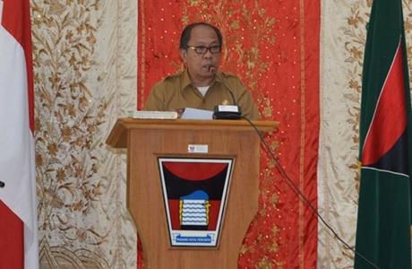 Bagian Hukum Gelar Lomba Kelompok Sadar Hukum Tingkat Kota Padang