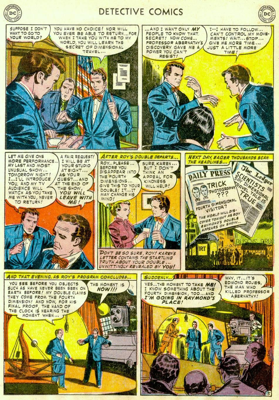 Read online Detective Comics (1937) comic -  Issue #181 - 21