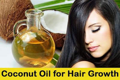 Get Thick And Stronger Hair Naturally With Coconut