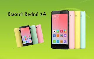 Harga Xiaomi Redmi 2A Terbaru, Spesifikasi Jarngan 4G LTE Layar IPS