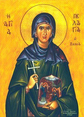 Saint Pelagia of Tinos