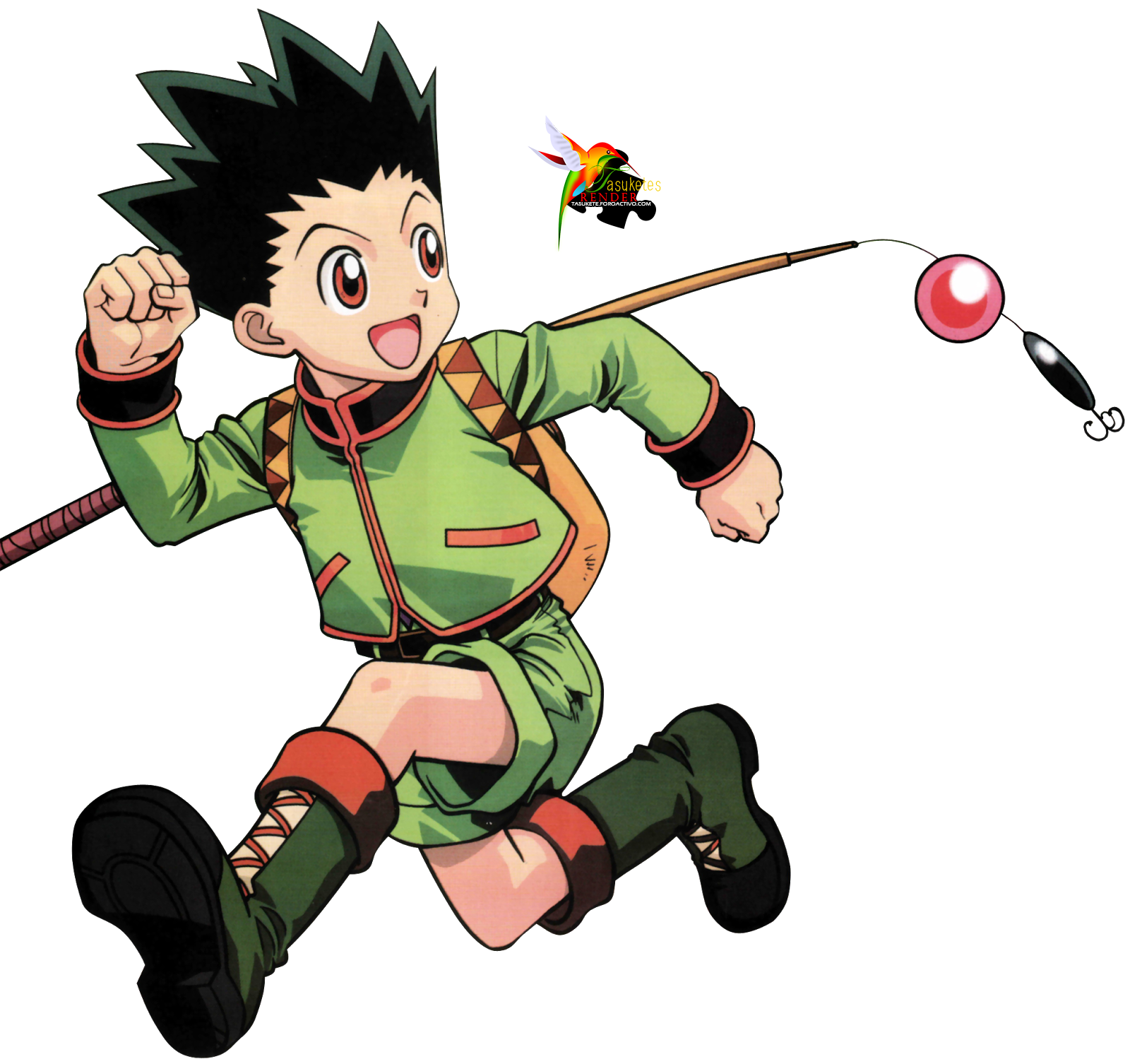 PNG - Gon