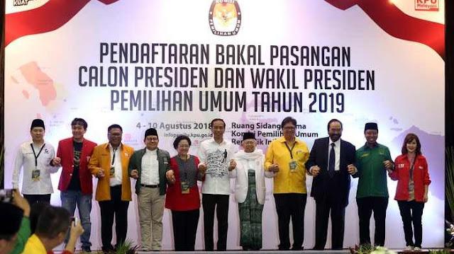 Tim Sukses Jokowi-Ma'ruf Amin Bakal Diperkuat Mahfud MD dan TGB