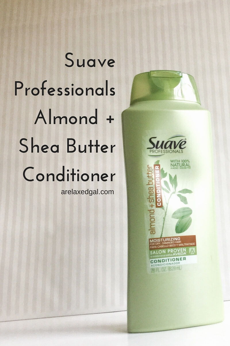 Suave-Professionals-Almond-&-Shea-Butter-Conditioner-review