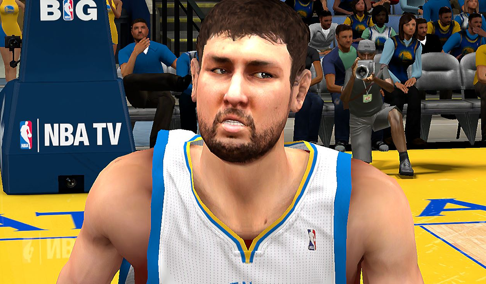 Andrew Bogut Cyberface Patch
