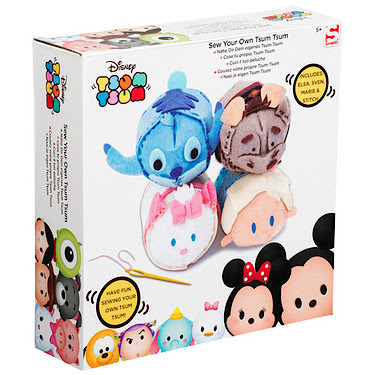 Disney Sew Your Own Tsum Tsum Kit