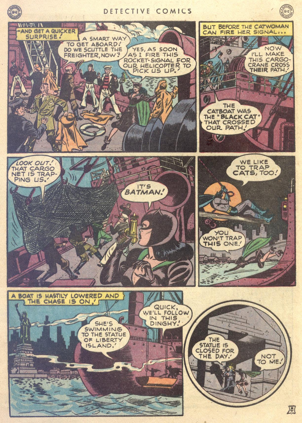 Read online Detective Comics (1937) comic -  Issue #122 - 10