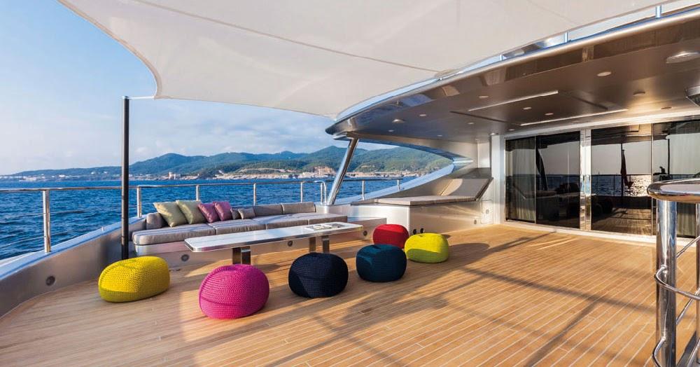 Il vero master yacht a milano blog di arredamento e for Arredamento yacht