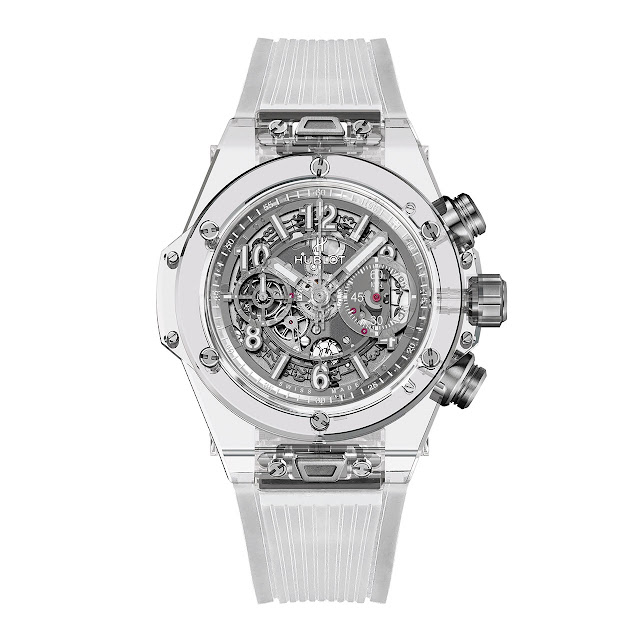 Hublot Big Bang Unico Sapphire Mechanical Automatic Watch