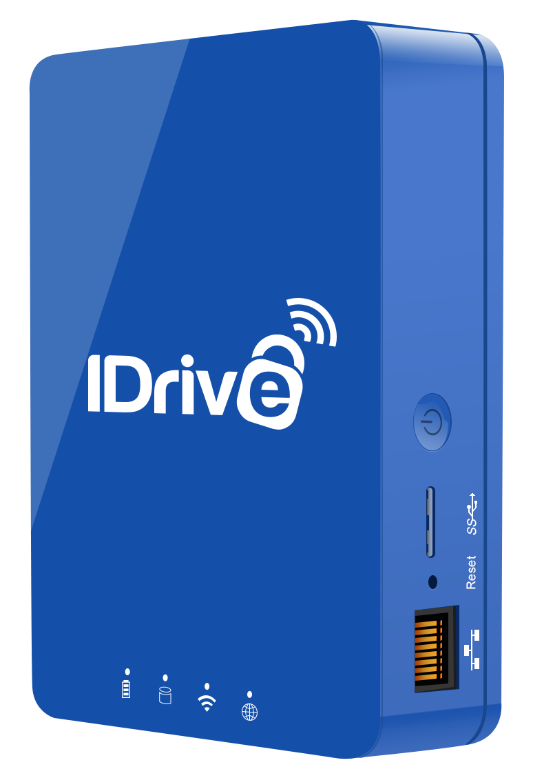Quick Review Of The Idrive One 1tb Wifi Hdd