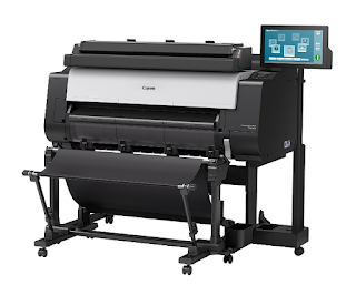extensive organisation multifunctional that conveys an intensive as well as propelled proposition  Canon imagePROGRAF TX-3000 MFP T36 Drivers
