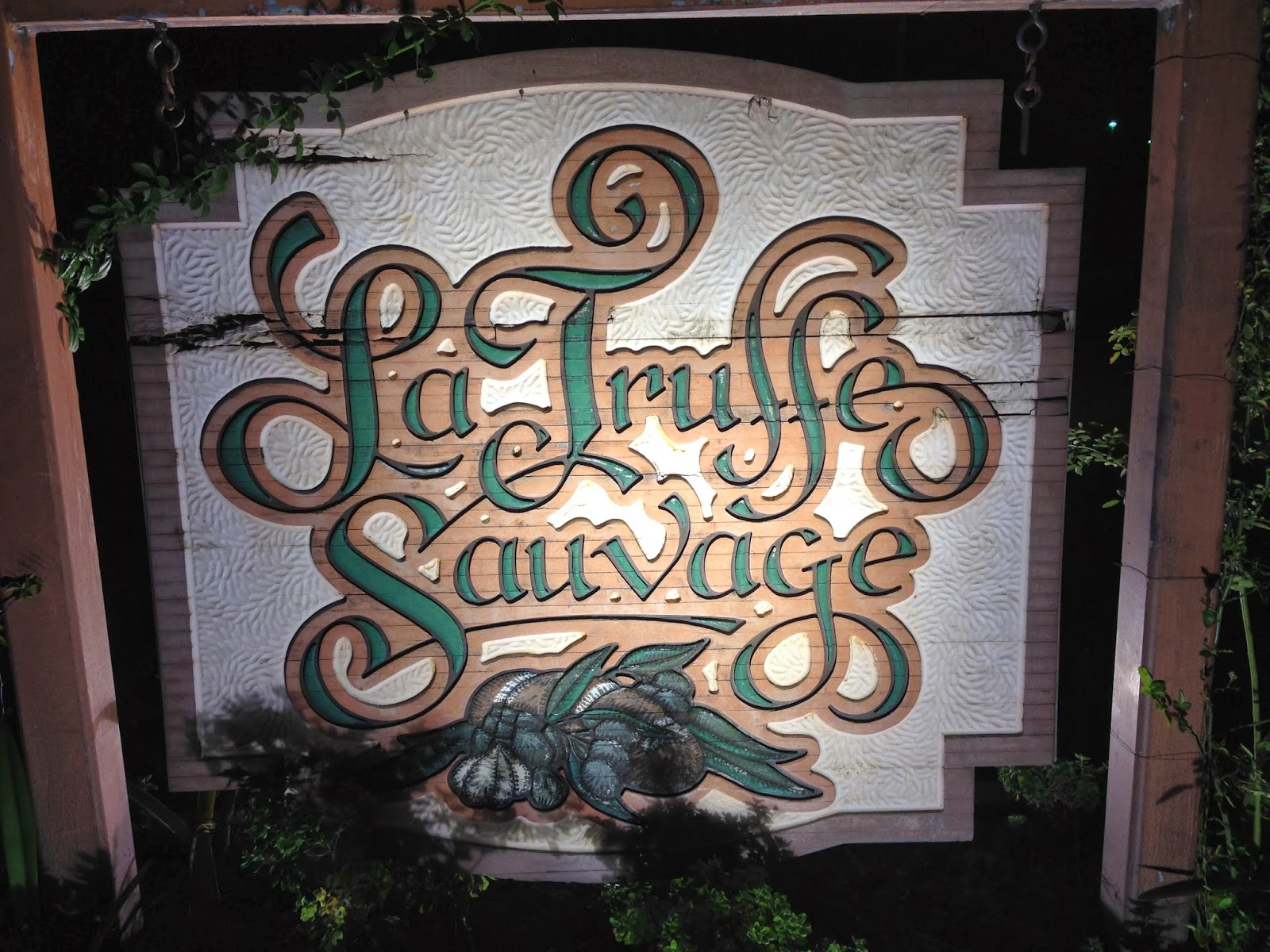 La Truffe Sauvage in Lake Charles, LA