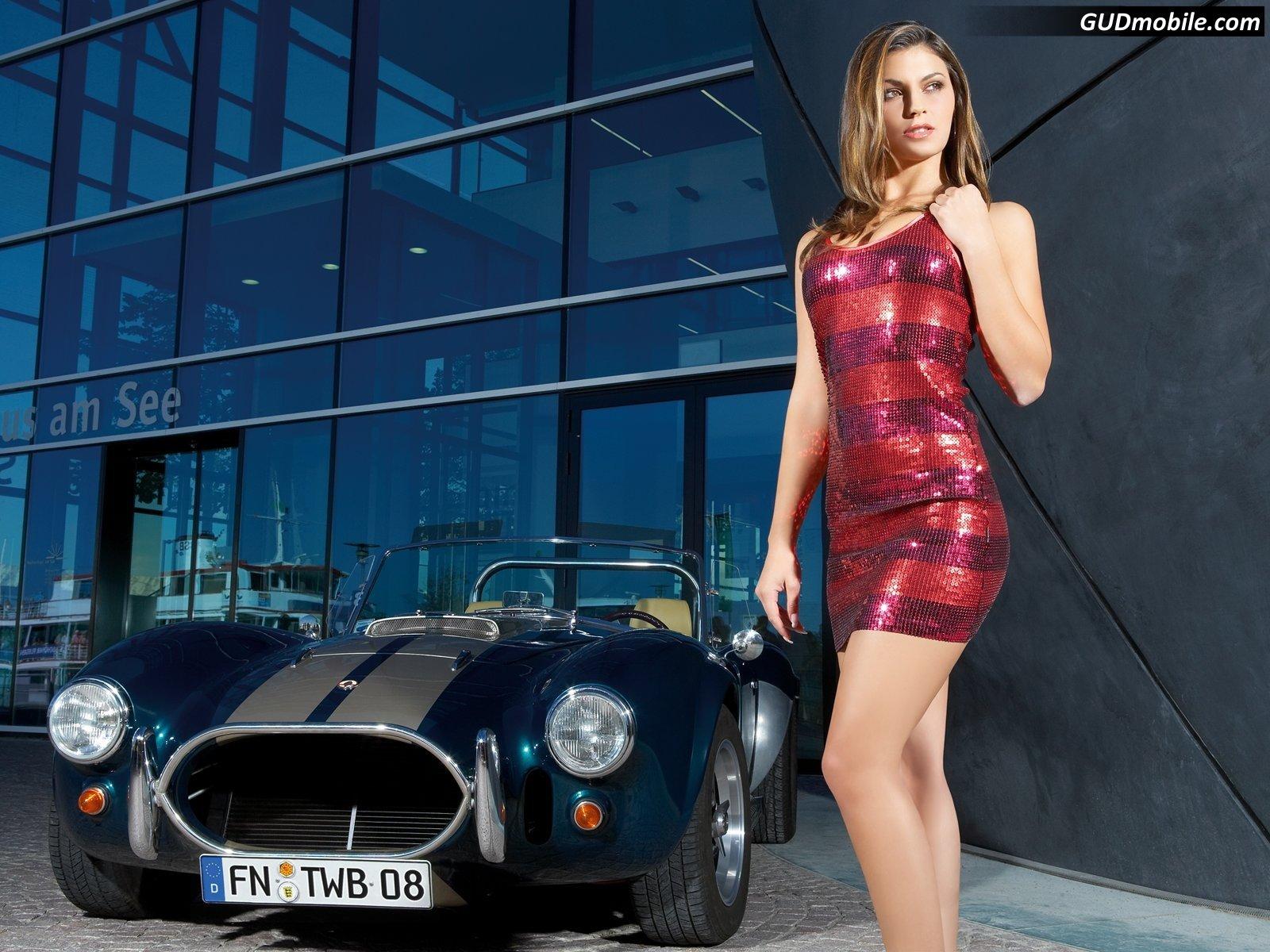 girls and cars pics - photo #2