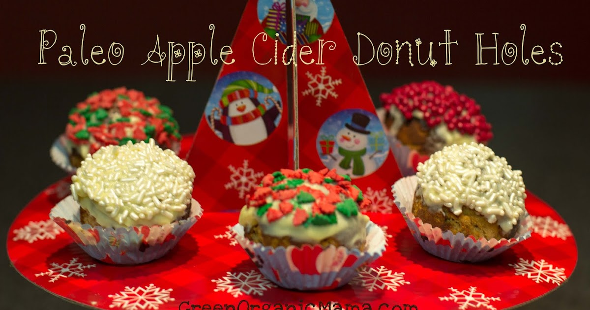 Holiday Time Cake Pop Donut Hole Maker Recipes