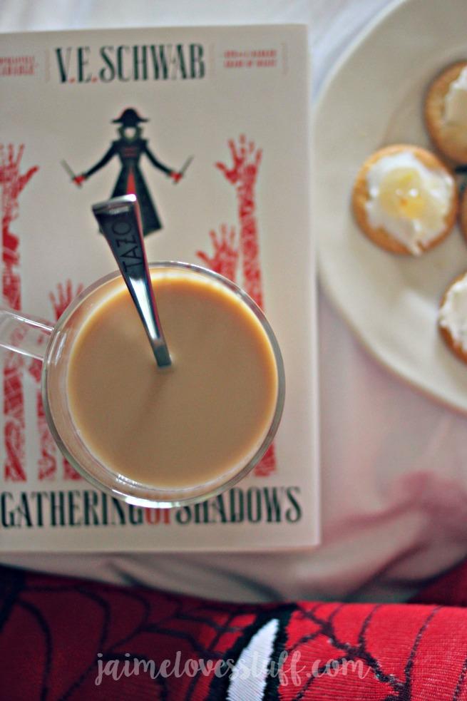 Sock Sundays: Books, Snacks, & TAZO® Chai Latte Pairings