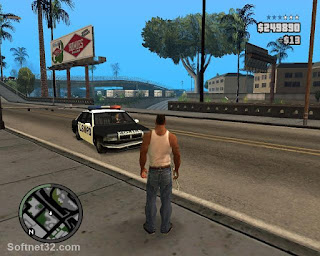 لعبة gta تاكسى