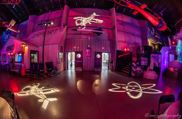 Tulsa Air And Apace Museum & Planetarium Wedding Venues