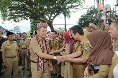 Gubernur Ridho Persiapkan Lamsel Jadi Lokomotif Garis Depan Pulau Sumatera