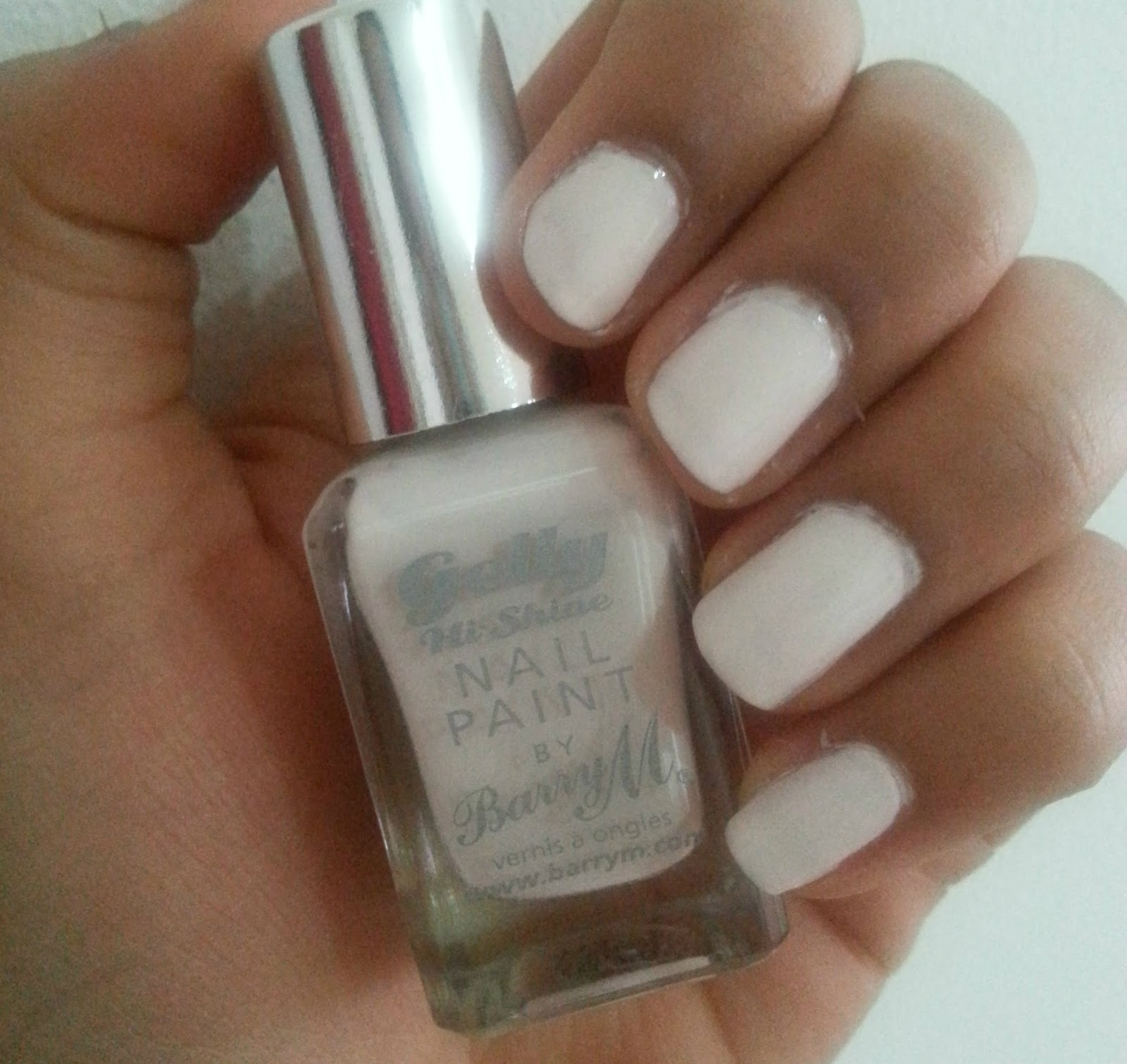 BarryM Gelly in Coconut