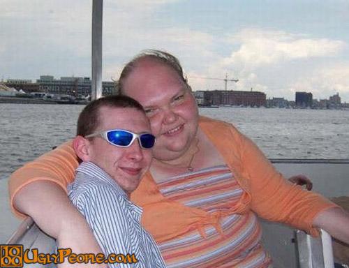 foto pasangan terunik terlucu teraneh dan ternorak di dunia-28