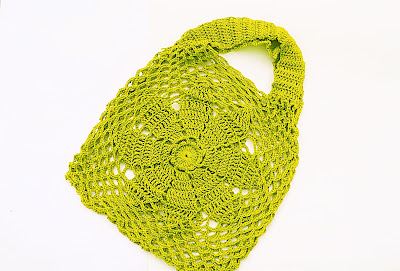 5-Imagen bolso de flor a crochet y ganchillo Majovel Crochet