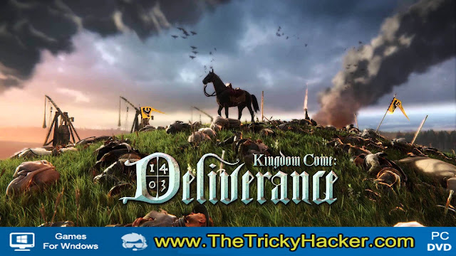 Kingdom Come Deliverance Free Download Full Version Game PC