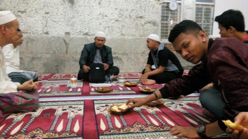 Kegiatan Kajian Remaja Masjid Taqwa Guguak Randah