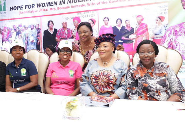 Widows must know their rights - Mrs. Ambode