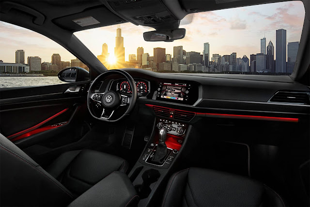 VW Jetta 2.0 TSI 2020