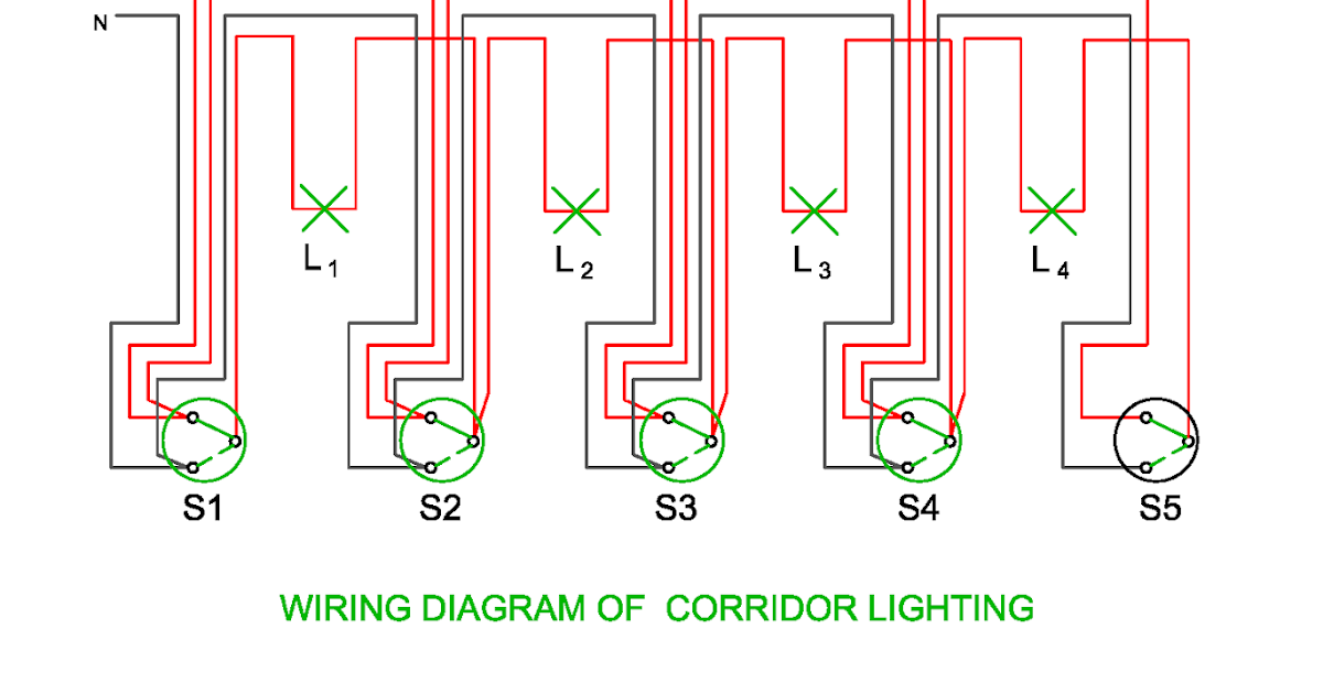 CORRIDOR%2BWIRING wiring and schematic diagram of corridor lighting electrical corridor lighting wiring diagram at edmiracle.co