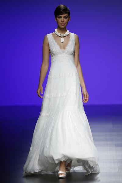 vestidos para bodas el corte ingles