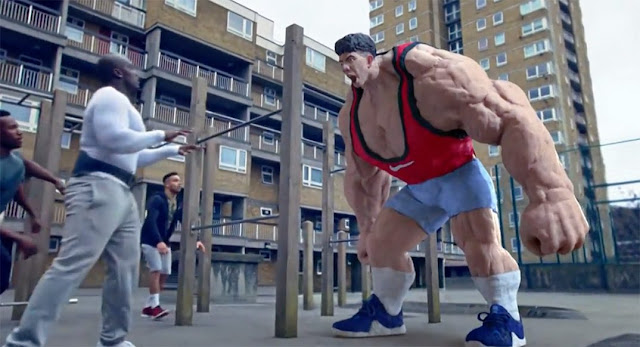 Nothing-beats-a-Londoner-campaña-Nike-deportistas-londinenses