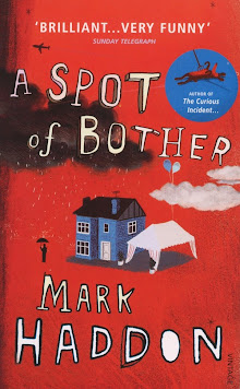 Portada de MARK HADDON - A Spot of Bother