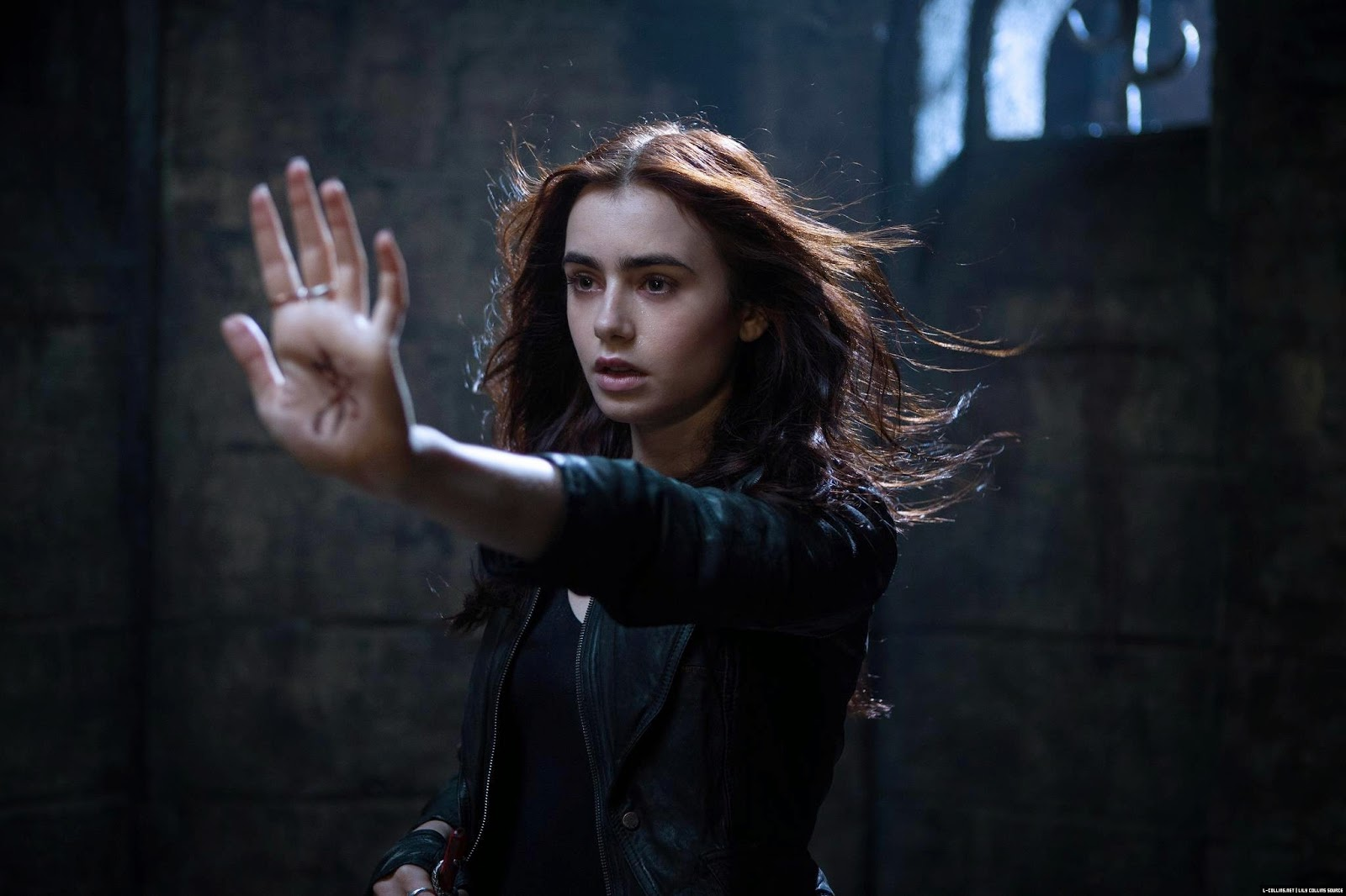 'THE MORTAL INSTRUMENTS: CITY OF BONES' (2013). A girl learns she has unusual origins in this adaptation of the Cassandra Clare novel. Text © Rissi JC