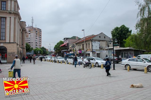 Nova Jugoslavija Square, Kumanovo