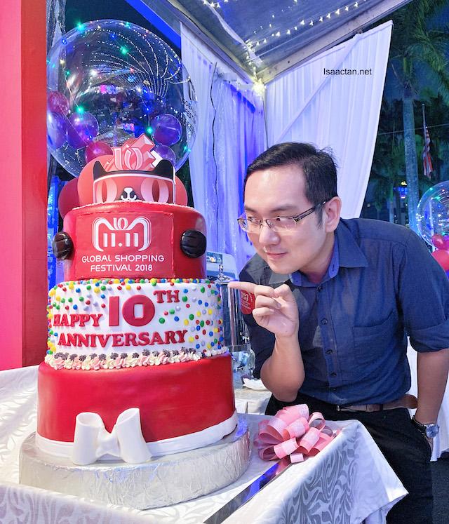 Happy 10th Anniversary!
