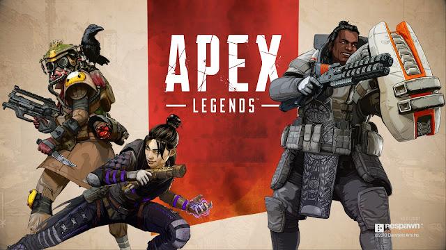تحميل لعبة ApexLegends الباتل رويال اخر اصدارات شركة EA
