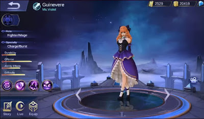 Guinevere Mobile Legends