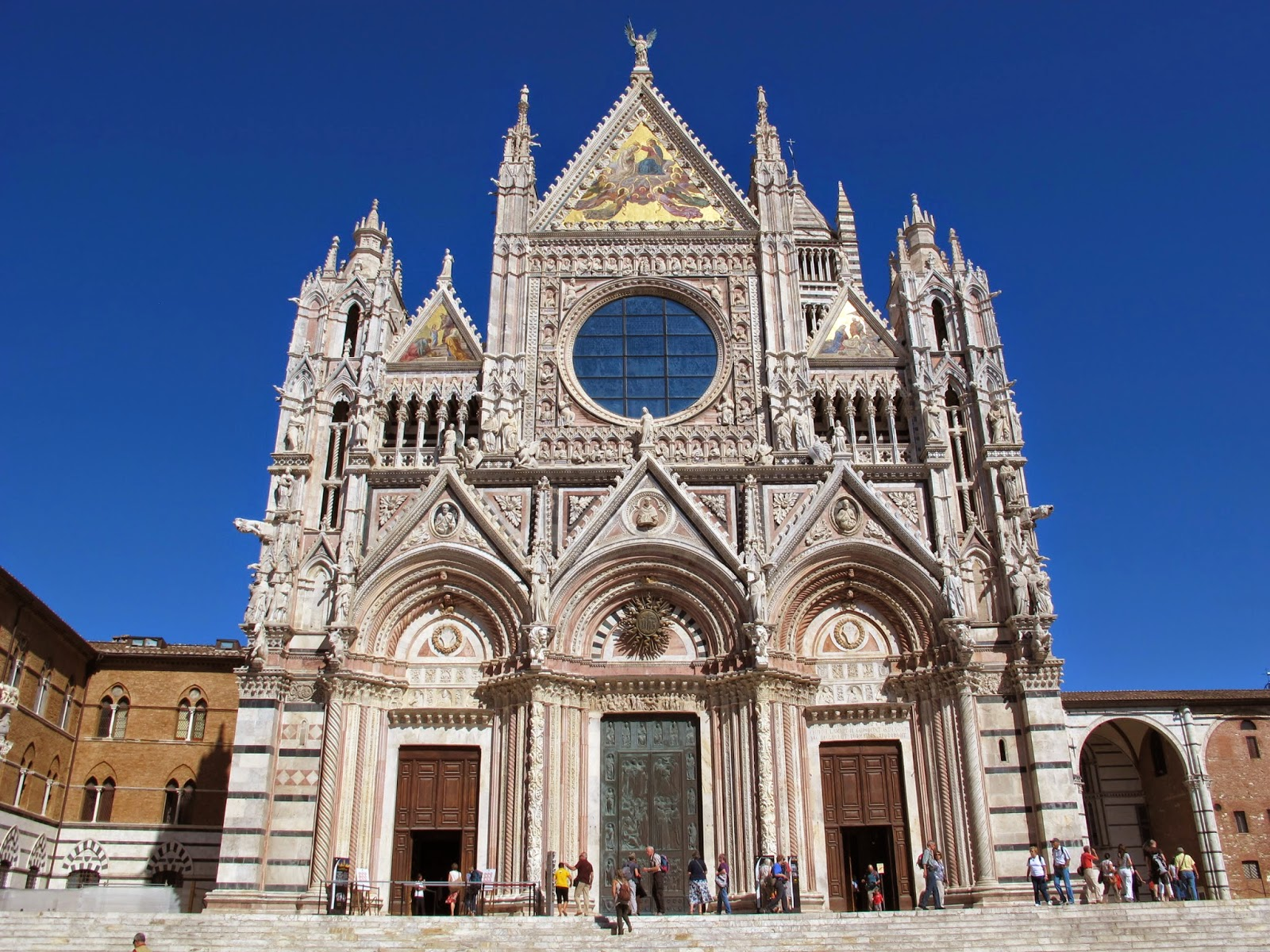 Siena Cathedral Siena Italy Travel Guide Tobias Kappel