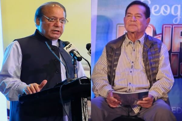 Salim Khan takes on Nawaz Sharif, says he should be named 'Be-Nawaz Sharir'