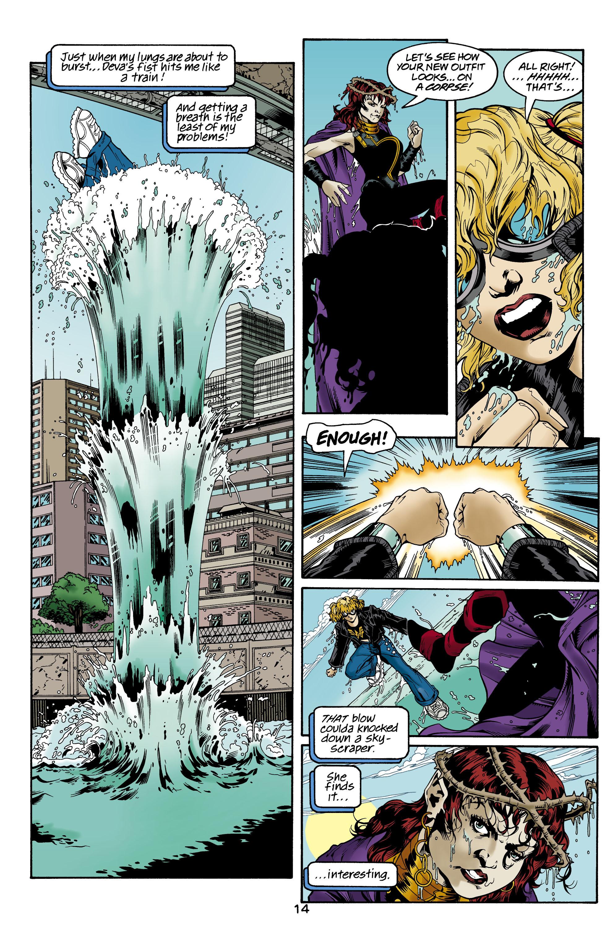 Read online Wonder Woman (1987) comic -  Issue #157 - 15