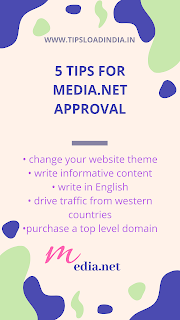 Media.net approval, approval with media.net, how to get media.net approval